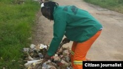 Musician BaShupi says all stakeholders should come together to help in cleaning up the City of Harare.