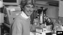 Cancer researcher Anita Roberts