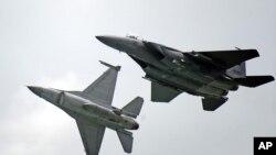 Entre los envíos figuraban componentes para aviones de combate F-16.