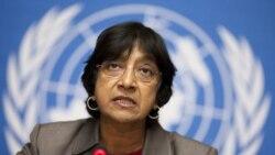کمیسیون حقوق بشر سازمان ملل متحد خواستار ارجاع پرونده سرکوب مردم سوریه به دیوان بین المللی جنایی شد