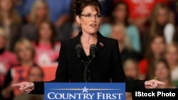 To many supporters, Sarah Palin was the real McCoy that they could identify with.