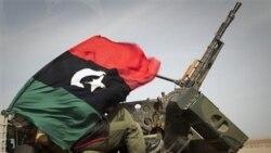 مخالفان لیبی به پیشروی در غرب ادامه می دهند