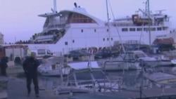 豪华邮轮在意大利搁浅3人死亡