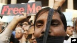 سری لنکا:سزا یافتہ صحافی کے لیے معافی