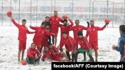 تیم فوتبال ساحلی افغانستان