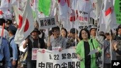 Quan hệ Nhật-Trung ngày càng xấu đi vì vụ tranh chấp biển đảo