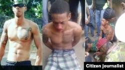 Manuel Silva Ribeiro, também conhecido por Antany Silva, acusado de matar 11 pessoas em Cabo Verde