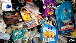 China secara drastis mengurangi impor sampah untuk di daur-ulang (foto ilustrasi).
