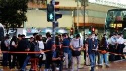 """香港七一週年發生刺警案 鄧炳強:""""孤狼式本土恐怖襲擊"""""""