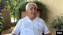 Edén Pastora, aliado del gobierno de Daniel Ortega.