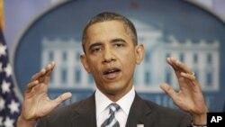 Продолжува препирката Обама – републиканци