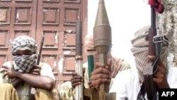Các chiến binh Hồi giáo Somalia