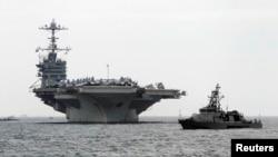 Divers hauts responsables seraient impliqués dans le gaspillage de millions de dollars en frais excédentaires pour l'entretien de navires américains dans des ports asiatiques
