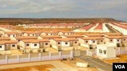 Centralidade Baía Farta, em Benguela (Foto de Arquivo)