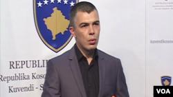 Aleksandar Jablanović, bivši ministar za povratak i zajednice u Vladi Kosova (arhiva)