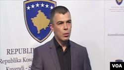 Aleksandar Jablanović, smenjeni ministar za zajednice i povratak u vladi Kosova.