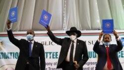 Soudan: entretiens pour une feuille de route pour la paix
