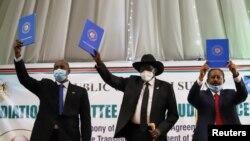 sudan agreement