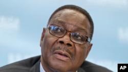 Le président du Malawi, Peter Mutharika (AP)