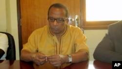 Justino Pinto de Andrade, presidente do Bloco Democrático