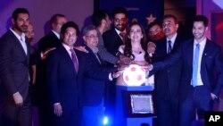 Một giải bóng đá mới mang tên Indian Super League vừa được khai mạc tại Ấn Độ trong tuần này.