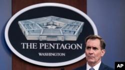 Zëdhënësi i Pentagonit, John Kirby
