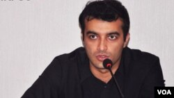 Aktivis HAM Azerbaijan Rasul Jafarov dijatuhi hukuman 6,5 tahun penjara (foto: dok).