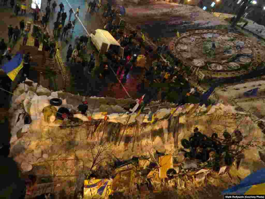 Майдан 12 грудня