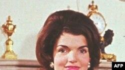 Cựu đệ nhất phu nhân Mỹ Jacqueline Kennedy
