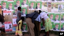 Zimbabwe Prepares for Contentious Polls