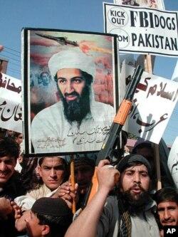 Des partisans de Ben Laden au Pakistan (Archives)