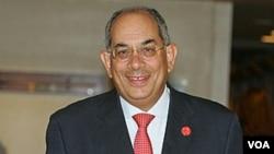 Mantan Menteri Keuangan Mesir, Youssef Boutros Ghali (foto: dok.)