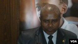 Manuel Mizangala, ex-director da Educação do Uíge, Angola
