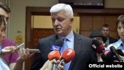 Crnogorski premijer Duško Marković odgovara na pitanja novinara (gov.me)