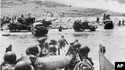 Высадка в Нормандии. 6 июня 1944 г.