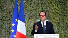 Franca dërgon aeroplanmbajtëse në Lindjen e Mesme