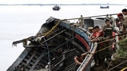 Search Resumes for Indian Ferry Accident Victims