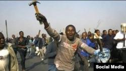 Violences xénophobes en Afrique du Sud