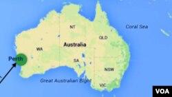 Peta Australia