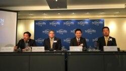 前美官员:台湾与中国统一是日本潜在威胁