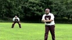 Вінтажний бейсбол за правилами 19-го сторіччя