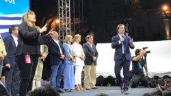 VOA: Informe desde Urugauy