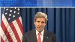توضيح وزير امورخارجه آمريکا درباره توافقنامه ژنو