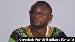 Patrício Batsikama, historiador e professor universitário angolano