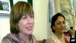''امریکہ پاکستان میں خواتین پر تشدد کے خاتمے میں بھرپور مدد دے گا''