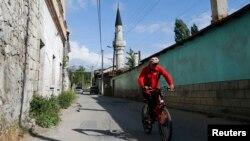 Boqchasaroy, Qrim