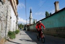 Hadis - Qrim-tatarlar -Ukraina-Rossiya - Malik Mansur