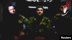 Para pejuang Chechnya (foto: dok). Said Arif adalah anggota jaringan pejuang Chechen, melarikan diri dari tahanan rumah di Perancis.