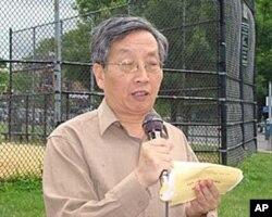 《北京之春》主编胡平