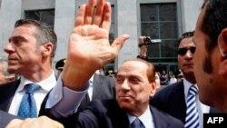 Italijanski premijer Silvio Berluskoni